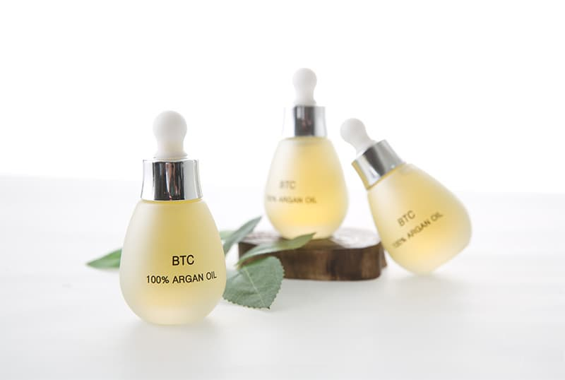 BTC Argan oil