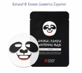 SNP Animal Panda Whitening Mask 25mlx10ea Korean Cosmetics