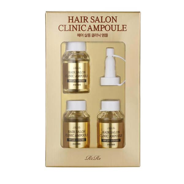 rire hair salon clinic ampoule