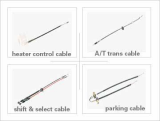 Cables (for automobile, heater control, parking cable)