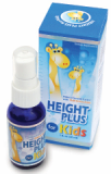 HEIGHT PLUS FOR KIDS  : Natural Growth Factor with Multi-Amino Acids