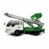 Ladder Lift Truck