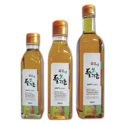 Raw Perilla seed oil