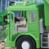 MAX DUMP TRUCK -plastic toy car-