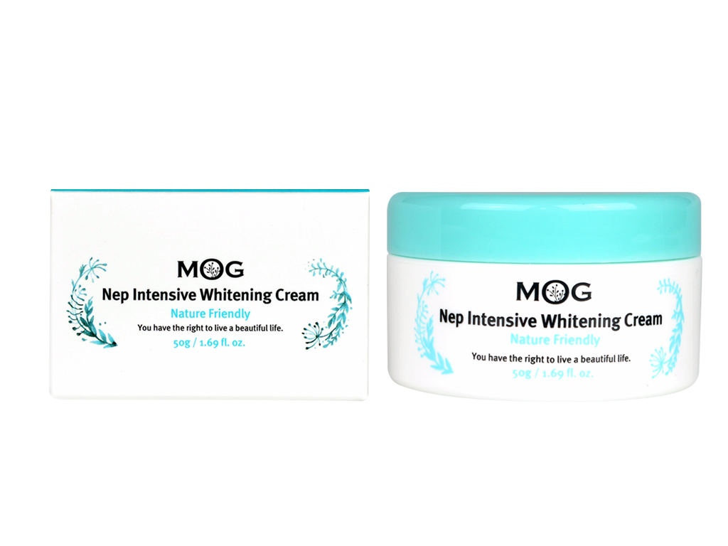 Nep Intensive Whitening Cream
