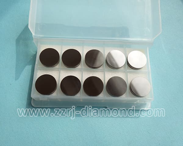 Round Polishing Surface 1308_1304 PDC Cutters