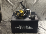 Shimano Stella SW 18000 HG Spinning Fishing Reel