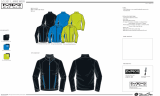 Mens Storm Full Zip Seam Sealing Jacket