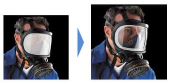 Anti_fog films_for air respirator_