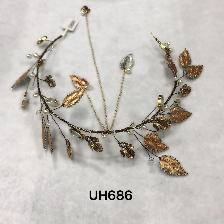 korea fashion accessory_wedding accessory_hair band_tiara