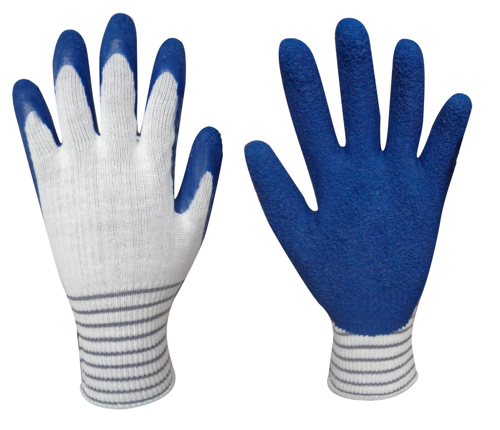 BHLCG_13G Bamboo_PSF with Latex Crinkle coating gloves