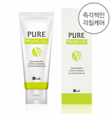 WLAB Pure Peeling gel dead skin remover tone up skin care