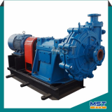 Large volume sand gravel pump