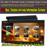 Bus Monitor-Bus LEDHDTV