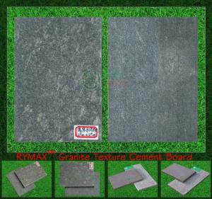 cement board outdoor