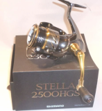 Shimano Stella SFI 2500HG Spinning Reel _New in Box_