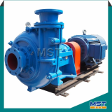 High head horizontal cement slurry pump