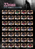 22mm Sclera lenses