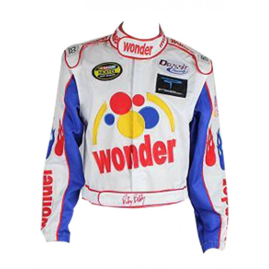 Wonder Motorbike Leather Jacket