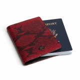 PASSPORT CASE_CALF LEATHER_