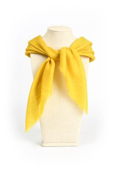 Malmaison Signature Scarf Light_weight Cashmere 100_