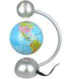 Magnetic Globe - Free Floating World Map