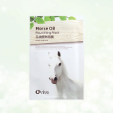 O_vive Horse Oil Nourishing Mask