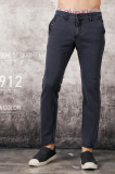 Elastic Cropped Pants NO. 912