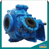 China rubber lined slurry pump