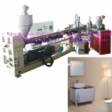 PMMA ABS  sanitary ware bathtub sheet board extrusion line