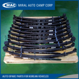 All kinds of Leaf Spring for Korean Vehicles - Miral Auto Camp Corp