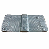Metal Stamping Auto Parts _ Heat Protector