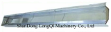 Stainless steel long trough
