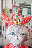 A cat doll No.6
