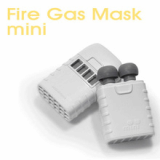 Safety Fire Gas Mask Mini