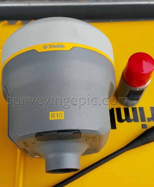 Trimble Dual R10 RTK GNSS Receiver and TSC3 | tradekorea