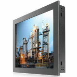 _S_size_Industrial Panel Mount Monitor_ IR_ RES Touch