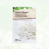 O_vive Pearl Collagen Brightening Mask