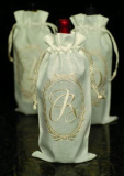 cotton Bottle Bag - Promotional Bottle Bags