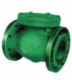 Swing Check Valve Flanged Ends DIN3203 PN16