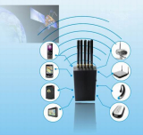5 Antenna Portable Cell phone _ WI_Fi _ GPS L1 Jammer