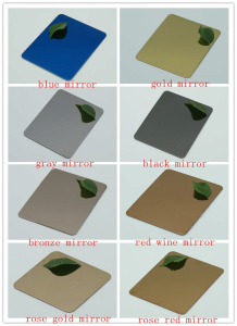 Product Thumnail Image Product Thumnail Image Zoom. Stainless Steel mirror titanium coated Decorative Sheet ... & Stainless Steel mirror titanium coated Decorative Sheet from Foshan ...