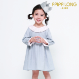 Ppippilong kids _ Princess BL One_piece Dress
