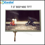 7_0 inch 800x480 TTL interface TFT CT070PPL07
