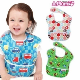 A_Plum waterproof bibs