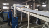 ABS HIPS refrigerator board sheet extrusion machine