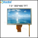 7_0 inch 800x480 TFT LCD MODULE CT070BPL17