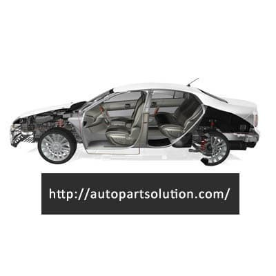 hyundai e Mighty chassis spare parts