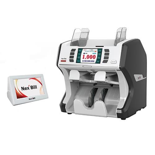 2Pocket Multi Banknote Value Counter(NX-2000) | tradekorea