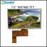7_0 inch 800x480 TFT LCD MODULE CT070PPL22